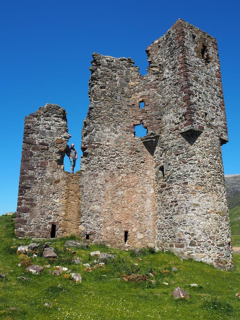 Ardvreck Castle, NC500