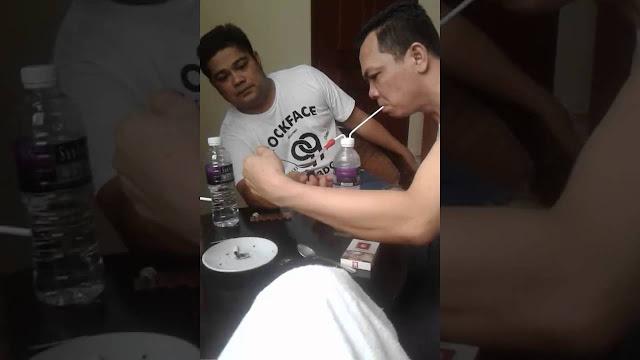 Video Diduga Dua Anggota DPRD Lagi Asik Nyabu