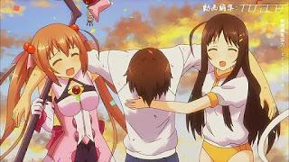 جميع حلقات انمي Rokujouma no Shinryakusha مترجم عدة روابط