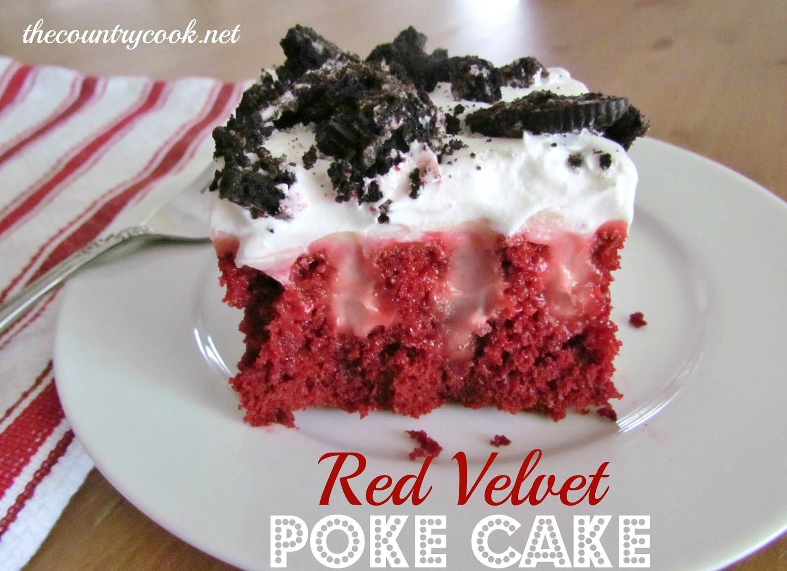 Use Yellow Cake Mix To Make Red Velvet Cake