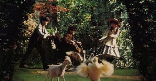 Extra os en el paraiso el jardin secreto 1993 for Cancion secretos en el jardin