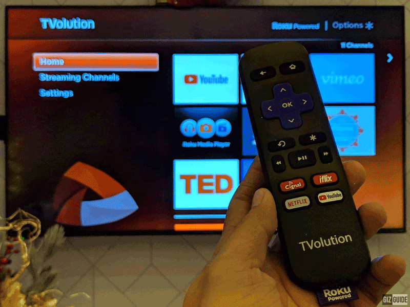 Access to YouTube, Cignal and more!