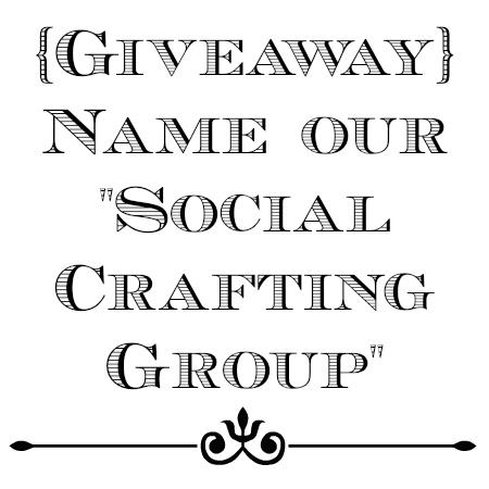 Craft Group Names 115