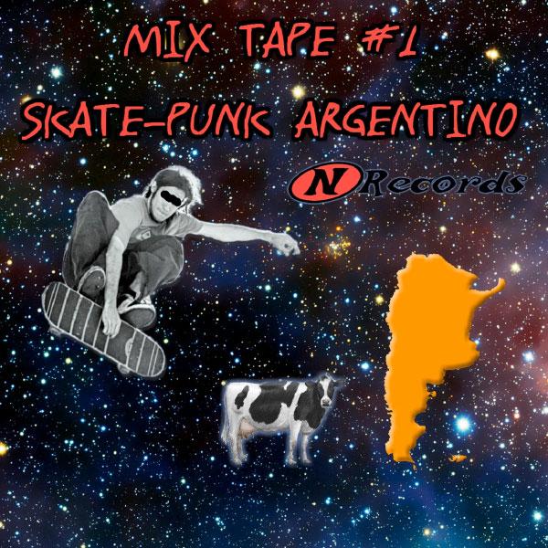 Negative Records release Argentinian skate punk compilation