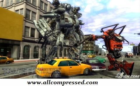Transformer Game Highly Compressed Dfhcg