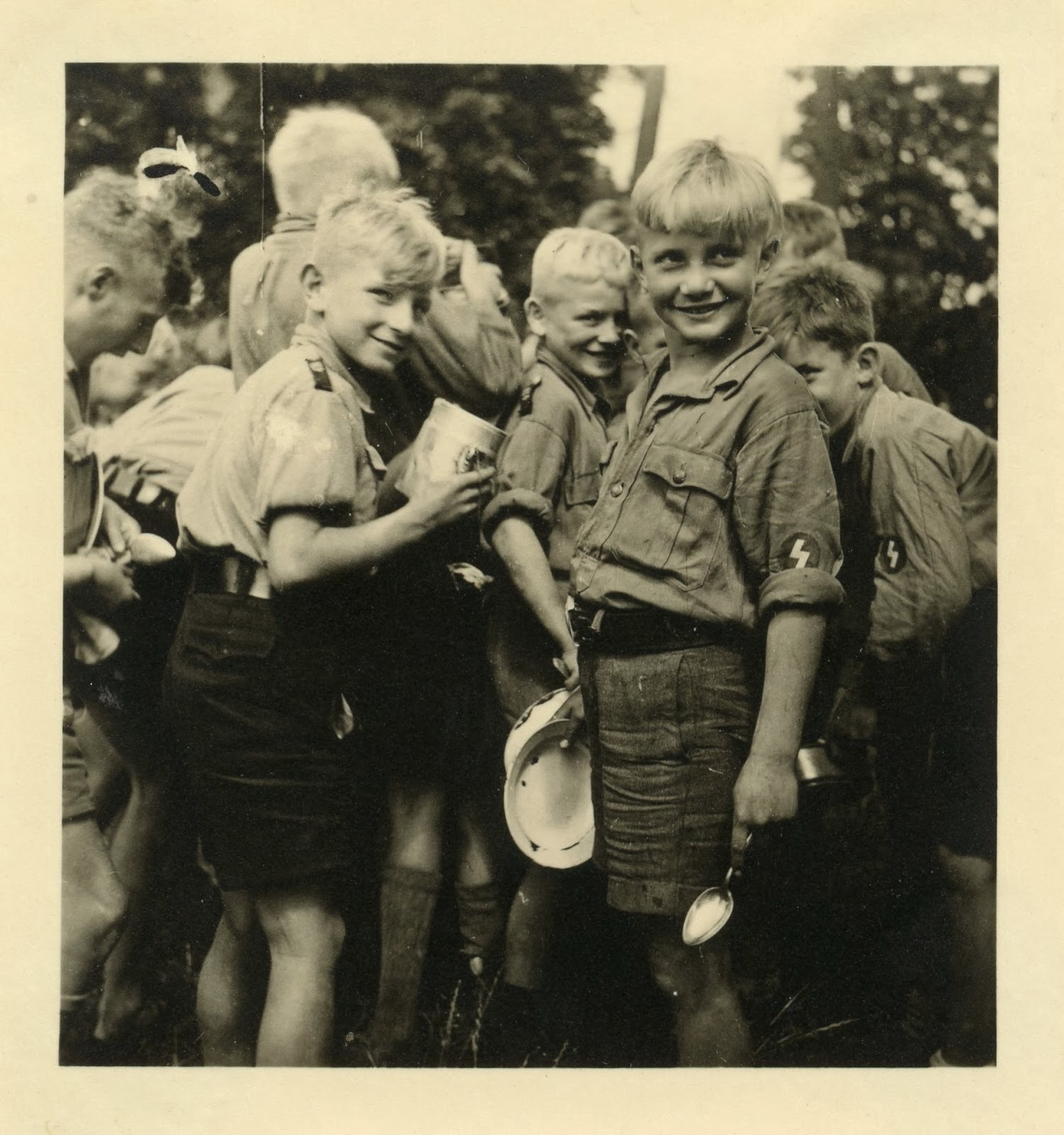 Hitler Quotes On Youth: JANE PUBLIC THINKING: NORMAL: How The Nazis Normalized The
