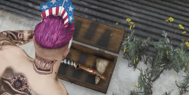 GTA V alberga arma de Red Dead Redemption 2 a través de misión especial