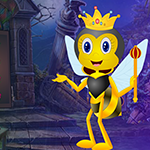 Games4King Occult Bee Escape