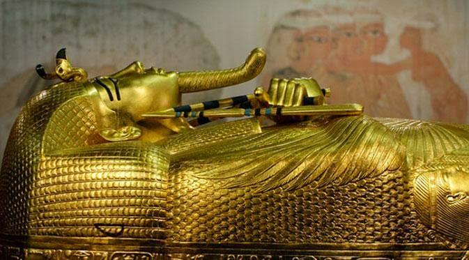 Pharaohs' Missing Treasure, Egypt