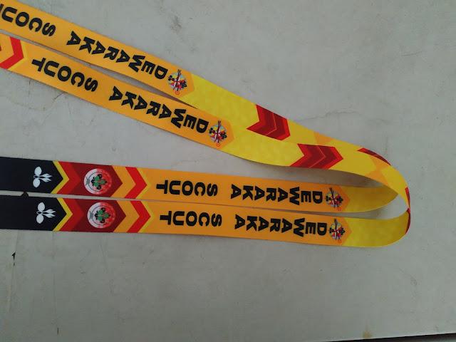 Tali ID card printing dan polos