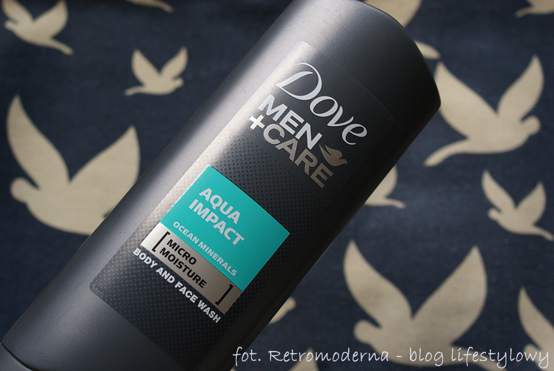 Dove Men Care aqua impact