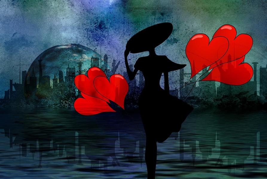 wishlist, gamiss, walentynki, czerwona sukienka
