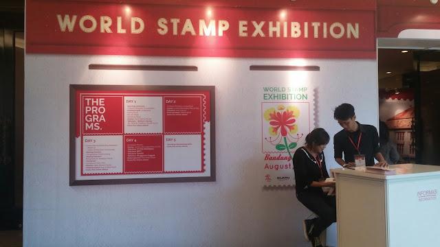 pameran filateli dunia