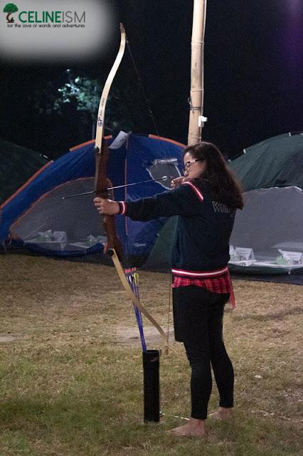 archery in clark
