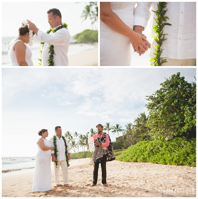 Hawaii Wedding Packages: Hand In Hand With Toes In The Sand