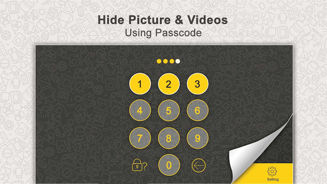 تحميل برنامج اخفاء الصور والفيديو Hide Pictures & Videos