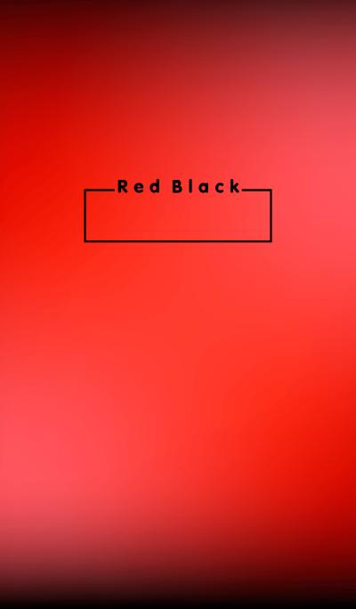 Red Black Theme