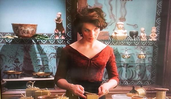 Chocolat película mujeres francesas adoran el chocolate