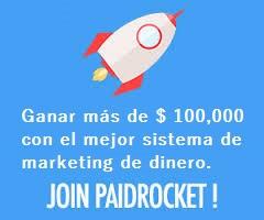 PaidRockett, El Mejor Sistema De Marketing De Dinero