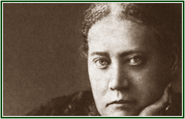 The Real H. P. Blavatsky