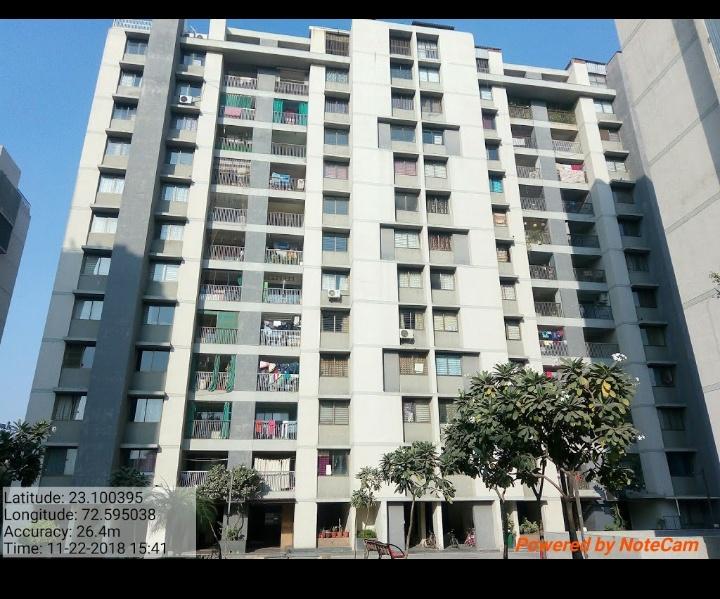 108ce5b3d40 2 BHK Flat in Savvy Solaris Apartment