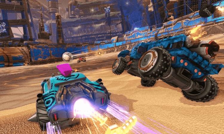 تحميل لعبة Rocket League Chaos Run مضغوطة برابط مباشر