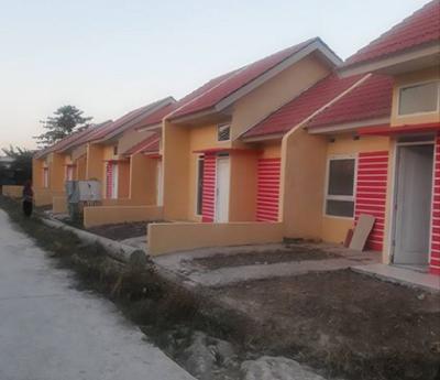 Rumah Over kredit di Cikarang Utara type 36/72