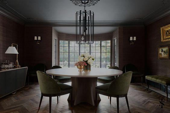 Gorgeous interior design by Summer Thornton