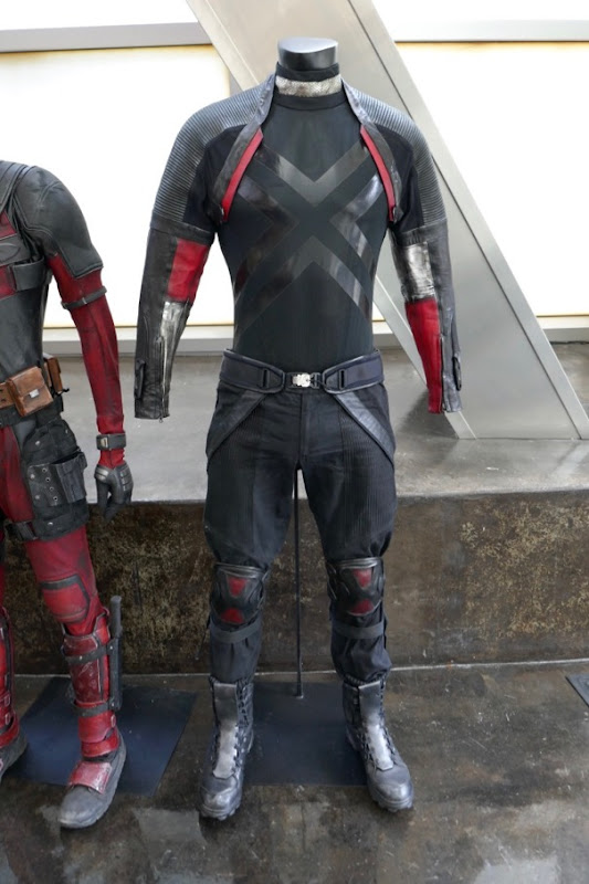 Terry Crews Deadpool 2 Bedlam movie costume