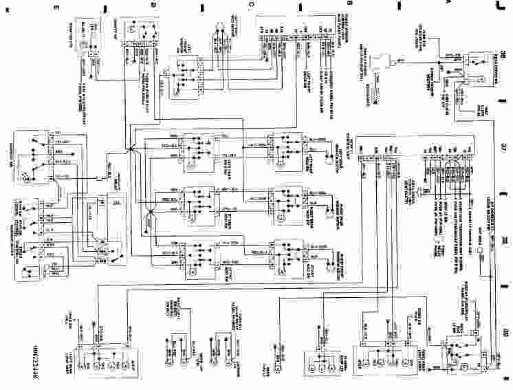 1990 Audi 100 Wiring Diagram