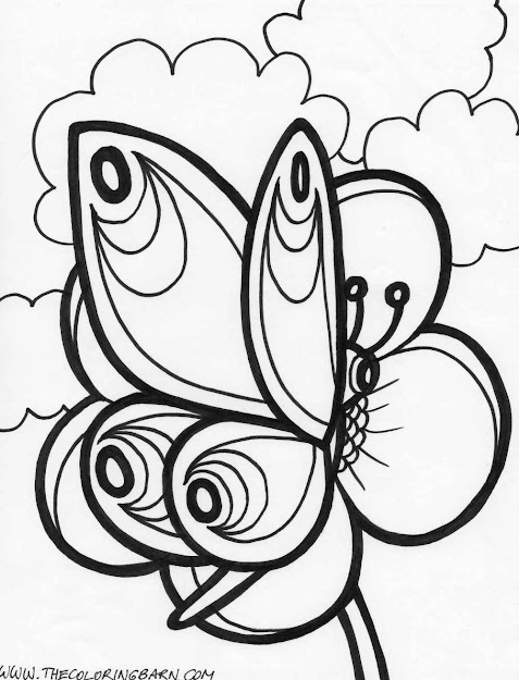 Download Coloring Pages Coloring Pages Of Butterflies Endless Creations  With Butterfly Coloring Pages Free Printable