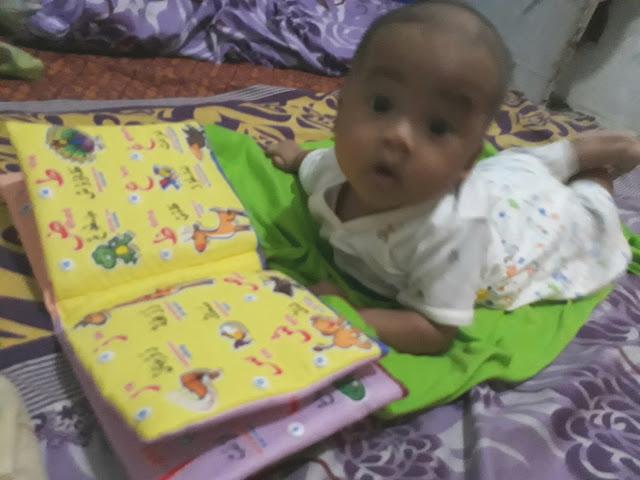 Tips 3 Belajar Membaca Untuk Anak Usia Dini/Bayi
