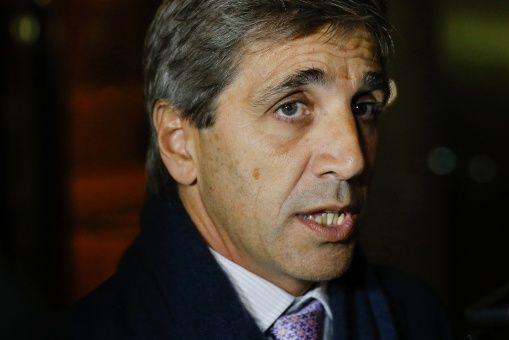 Unifican proceso contra ministro de Finanzas de Argentina