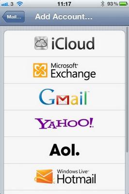 Create A Free iCloud Email