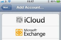 Cara Gratis Membuat Akun iCloud Dan Membuat Email @me.com
