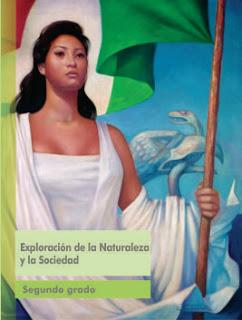 Exploración de la Naturaleza y la Sociedad Segundo grado Libro de Texto Ciclo Escolar 2016-2017