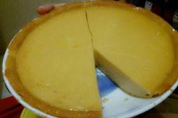 Kue Lontar Papua atau Pie Susu