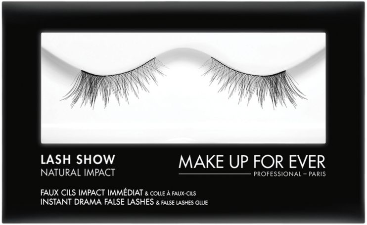 MAKE UP FOR EVER Lash Show Review
