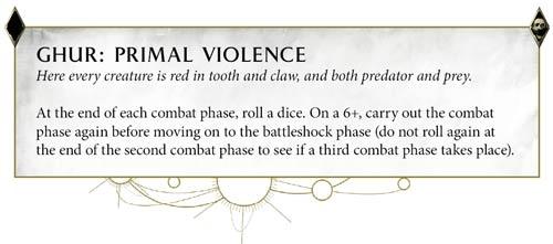 Ghur violencia primitiva