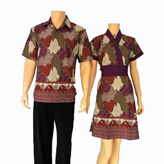 Batik Couple Simpel
