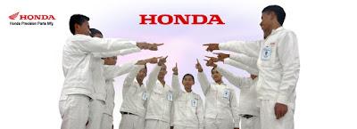 Lowongan Kerja SMA SMK D3 S1 PT. Honda Precision Parts Manufacturing, Jobs: Administration.