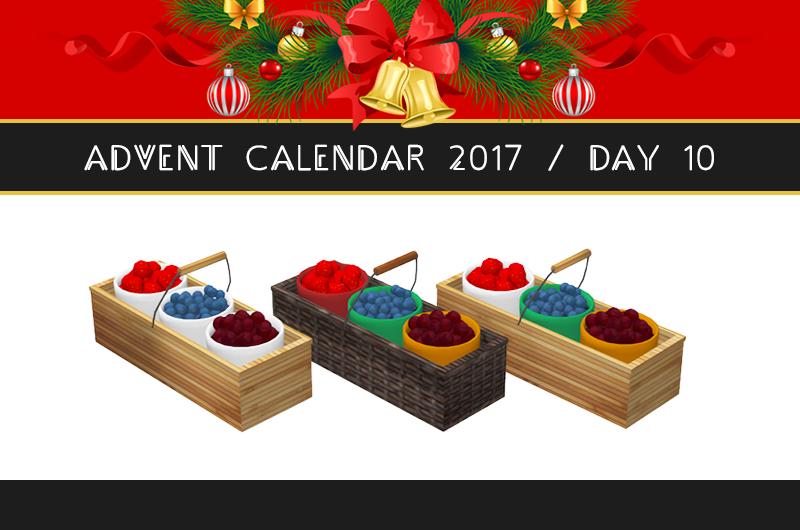 ADVENT CALENDAR 2017 / DAY 10