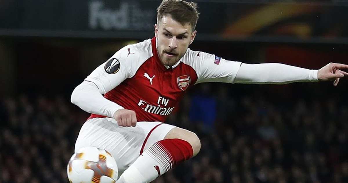 b1f2b7e21f1 FOOTBALL  AARON RAMSEY SIGNS 4-YEAR DEAL WITH JUVENTUS FOR USD  107  MILLION  BECOMES HIGHEST PAID BRITISH PLAYER EVER ! - Sports