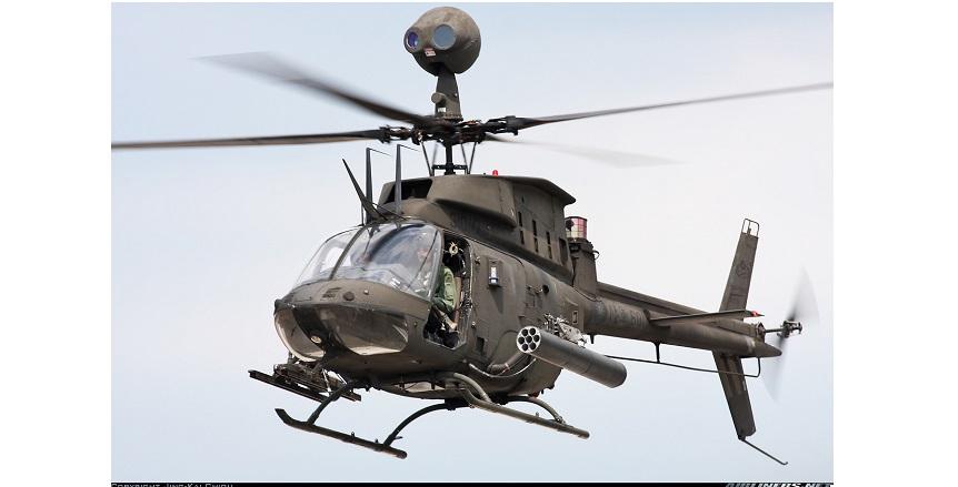 Τα OH-58D Kiowa Warrior δεν ήρθαν για την υποτιθεμένη Τουρκική απειλή