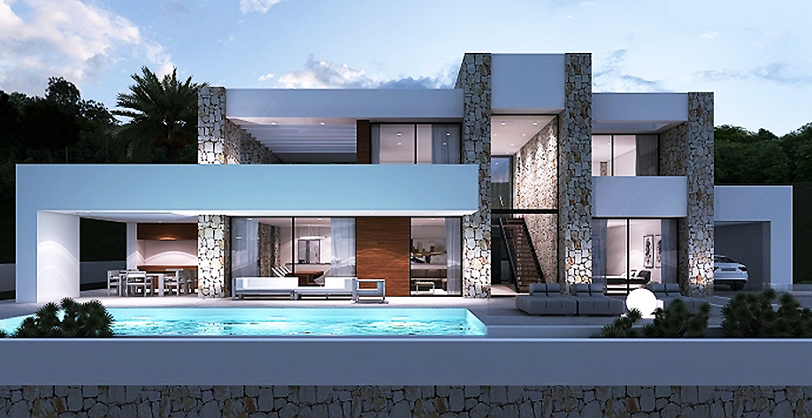 Top 60 Modern Luxury House Design For 2017