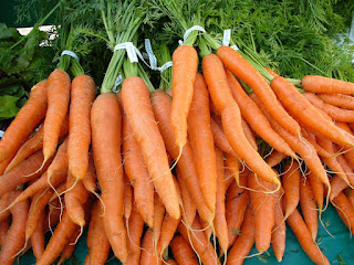 Health Benefits of Carrots For Body - 1