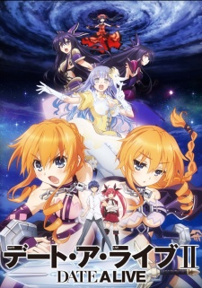 Download Date A Live Season 2 BD Episode 1-10 Batch Subtitle Indonesia