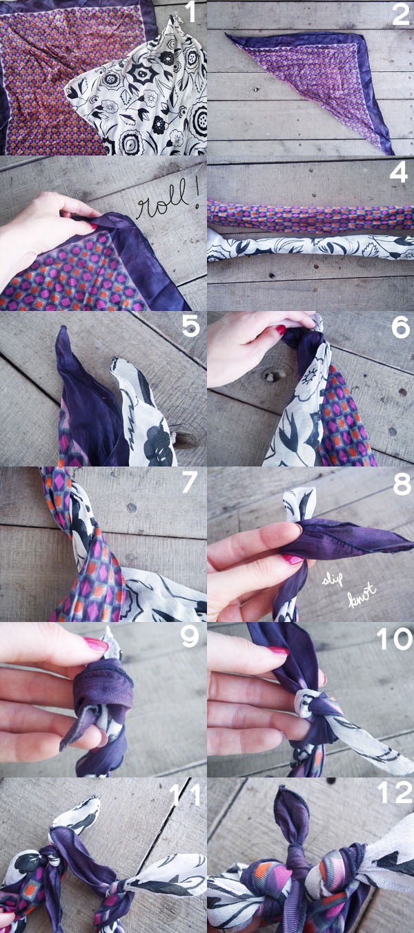 pañuelos, scarf, complemento, looks, costura, tutoriales