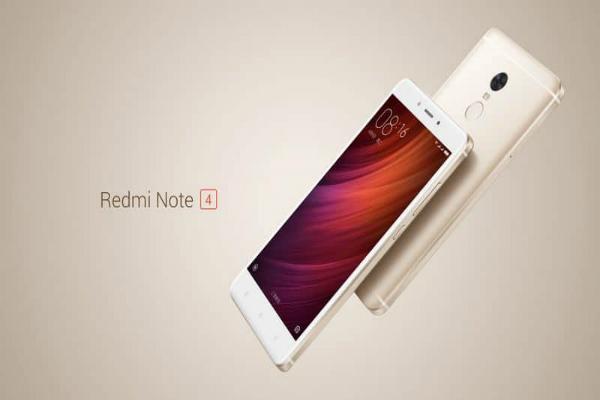 شاومي تكشف عن هاتفه الجديد Redmi Note 4