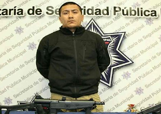 """Cae peligroso jefe de sicarios de """"Los Azteca"""" en Ciudad Juarez Chihuahua"""